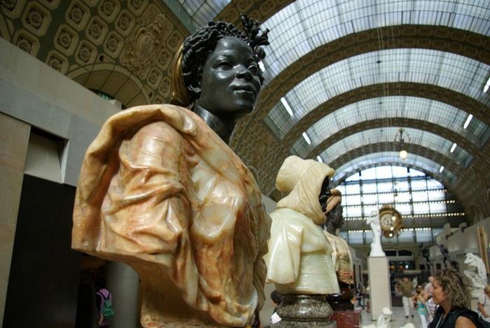 musée d'art moderne et contemporain d'Orsay sculptures