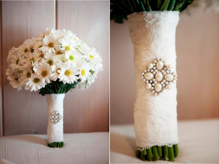 Composition florale mariage-bouquet simple de votre mariage
