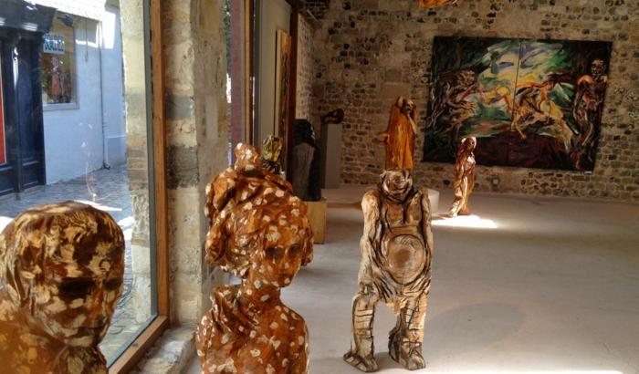 expo galerie bourdette