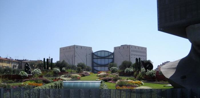 musée d'art moderne et contemporain de Nice