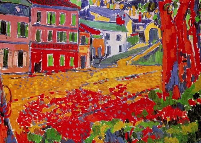 peinture musée saint etienne