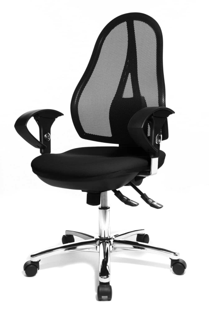 chaise ergo de bureau assise moelleuse