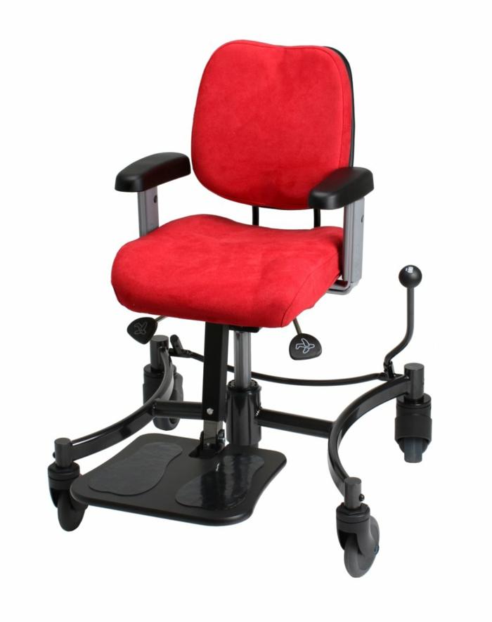 chaise haut de gamme