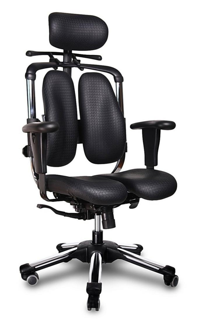 chaise ergonomique pivotante pour votre bureau