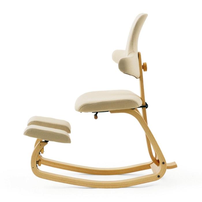 chaise ergo à utiliser chez vous
