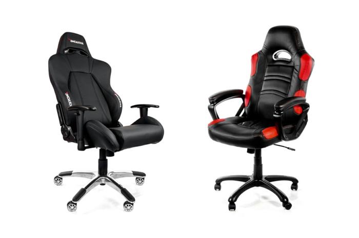 chaises ergo pour les amoureux des jeux