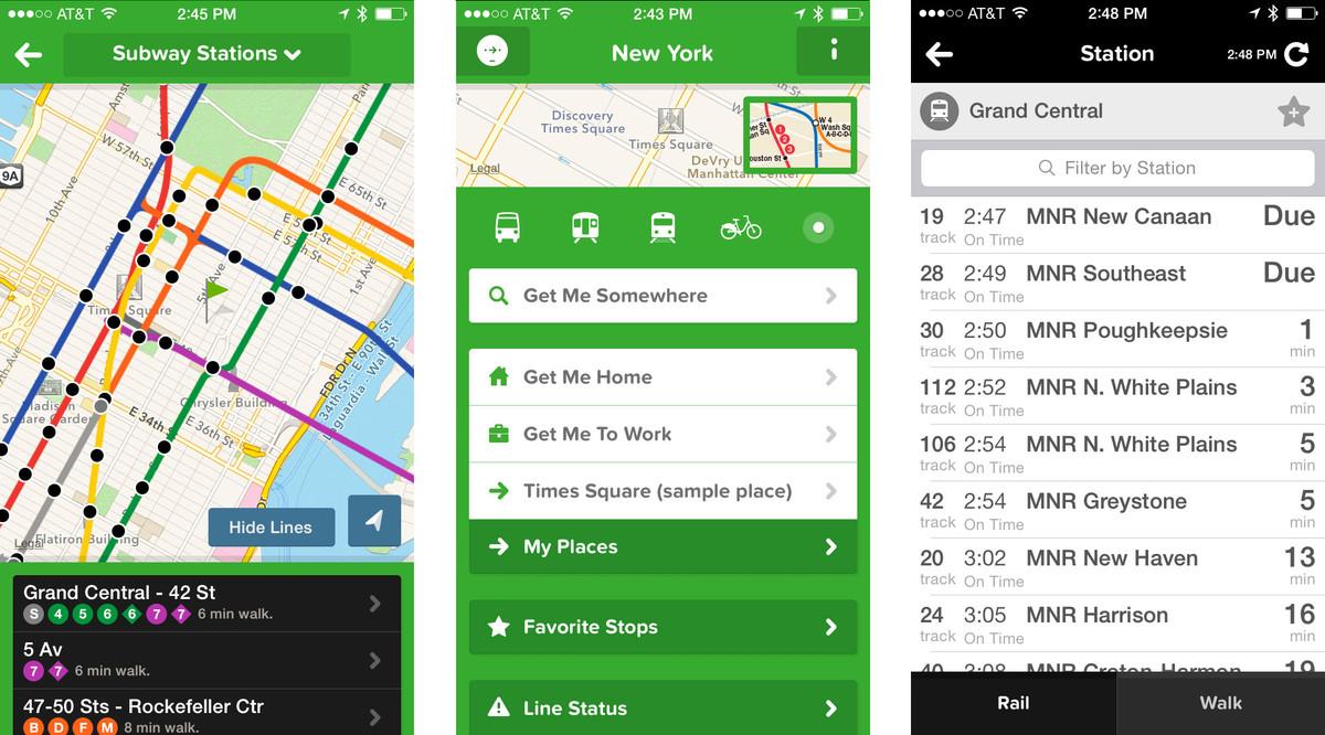 citymapper est parmi les meilleurs applis mobiles