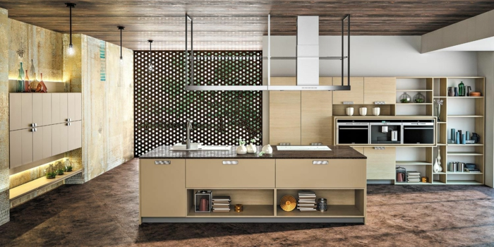 50 mod les de cuisines modernes g n rateur d 39 id es. Black Bedroom Furniture Sets. Home Design Ideas