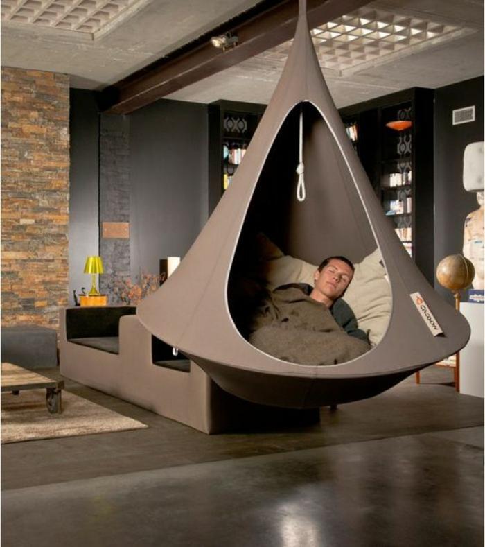 fauteuil suspendu cocoon