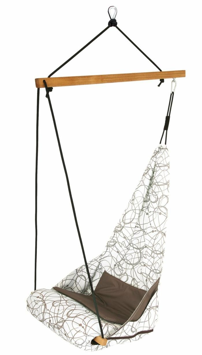 fauteuil suspendu hamac accrocher