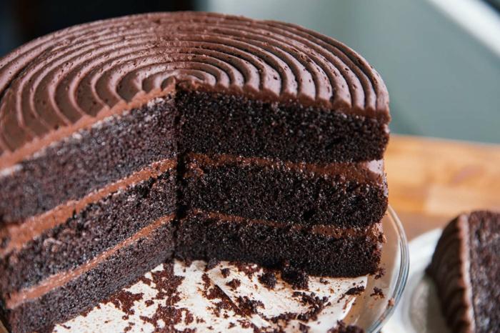 gâteau pâques au chocolat