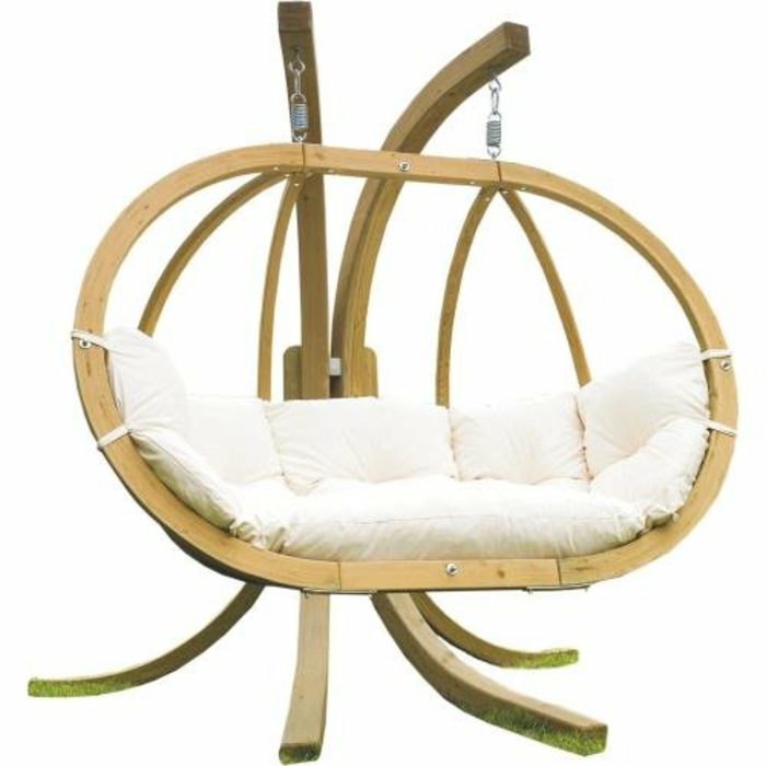 chaise royale en bois