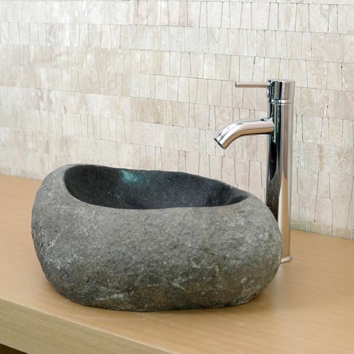 par exemple c'est un lavabo en pierre