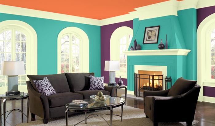 Combinaison de couleurs double complémentaires