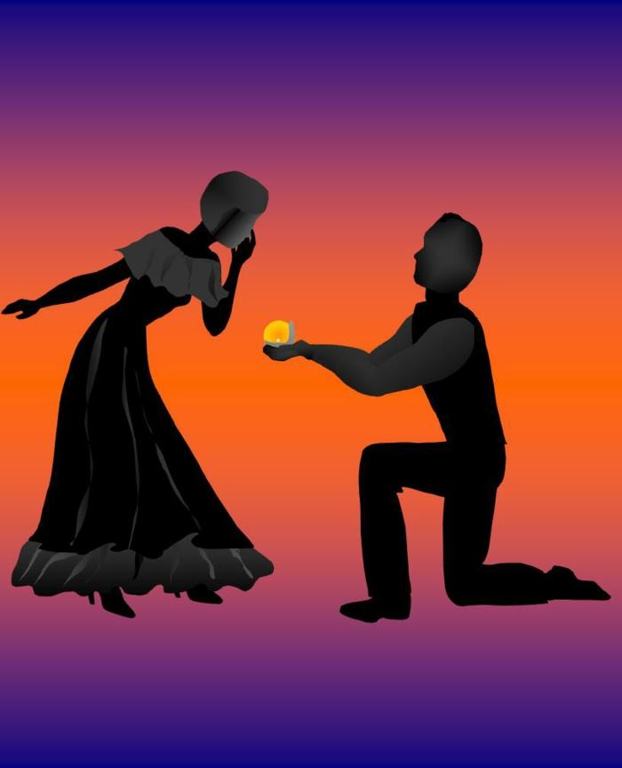 proposition de mariage traditionnelle