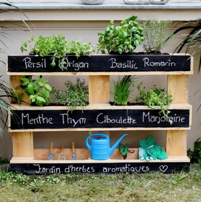 herbes aromatiques comment planter la maison. Black Bedroom Furniture Sets. Home Design Ideas