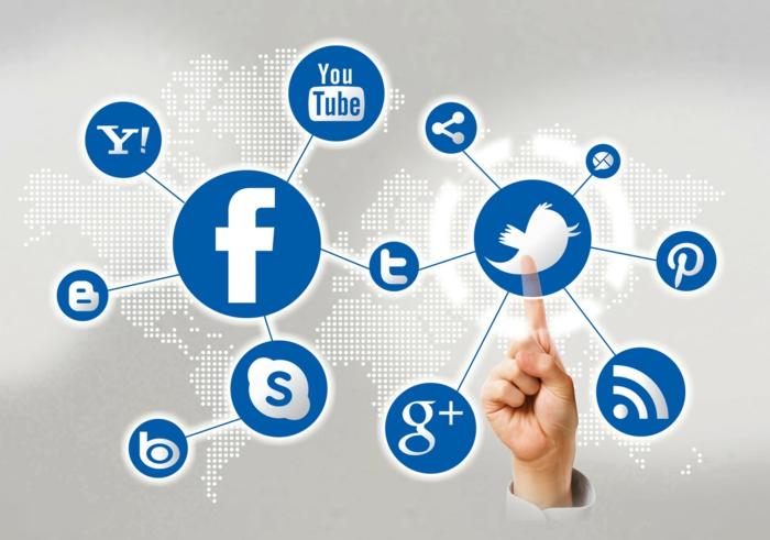 les réseaux sociaux sont plein d'idées de voyages