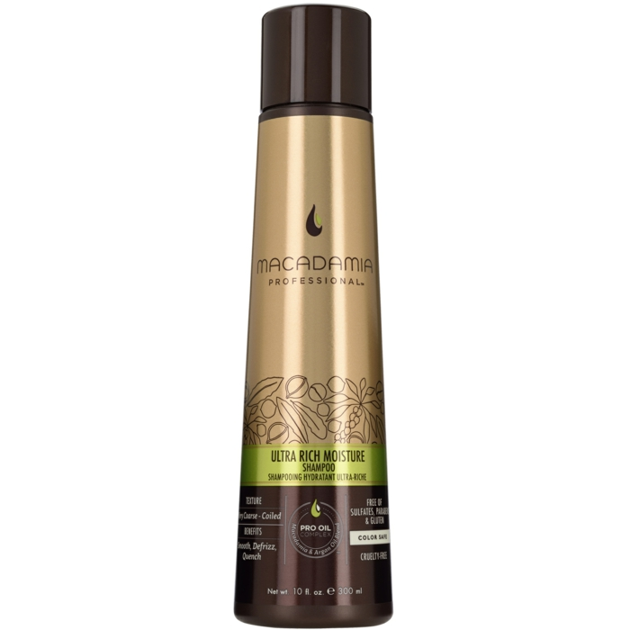 cheveux bouclés shampooing hydration