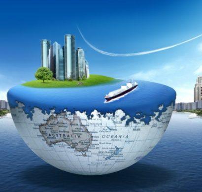 voyager dans le monde entier