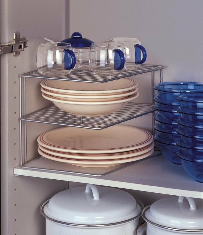 accessoire pratique pour économiser de la place dans votre cuisine