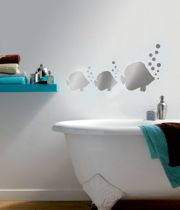 stickers chambre pour la salle de bain