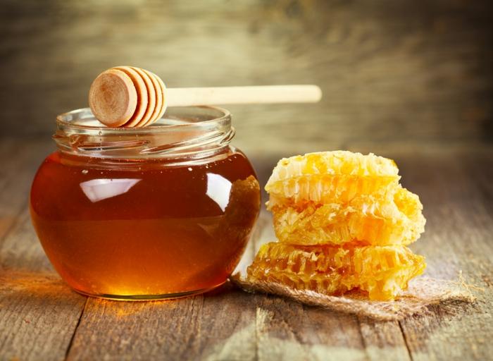 nettoyant visage naturel miel