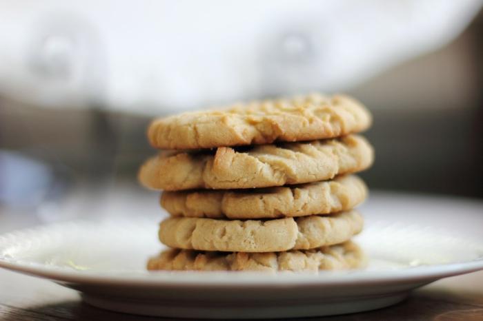 recette cookies et lait