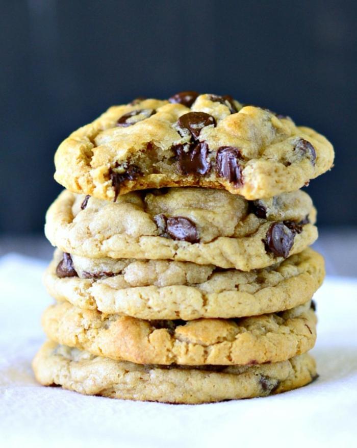 cookies toujours délicieux