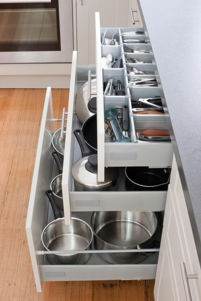 Idées pour aménager une petite cuisine