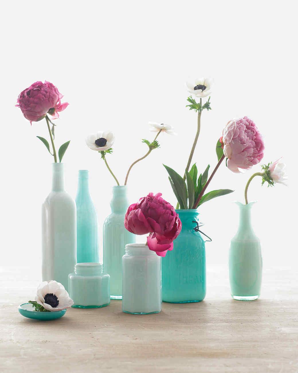 d coration bouteille en verre comment customiser vos bouteilles de fa on originale. Black Bedroom Furniture Sets. Home Design Ideas