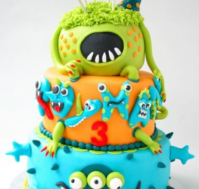 Idées De Gâteau Danniversaire Pour Un Enfant