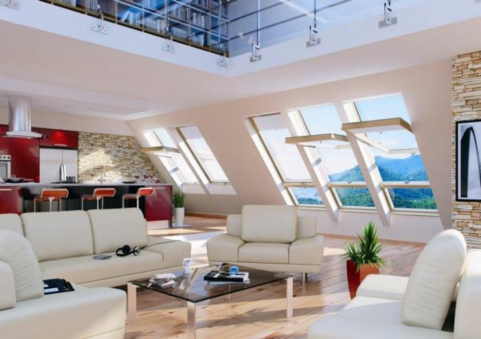 intérieur unique en style scandinave