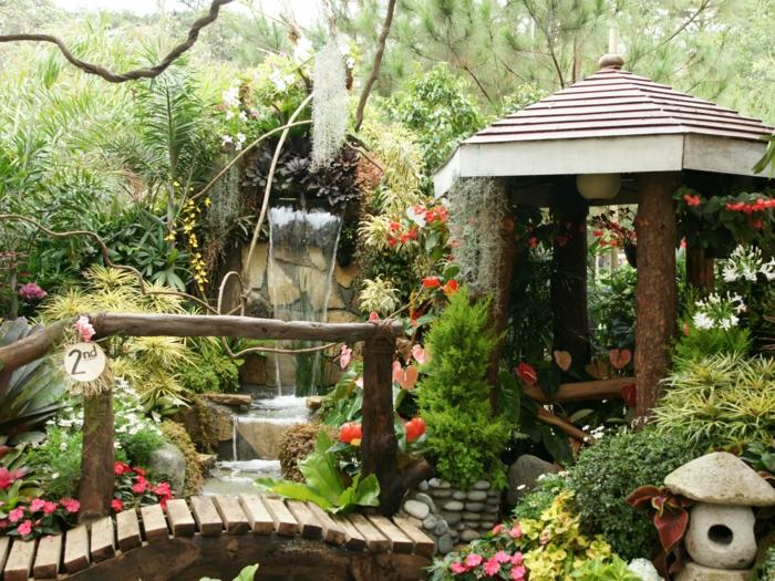 Jardin feng shui - conseils et idées pour votre zone zen