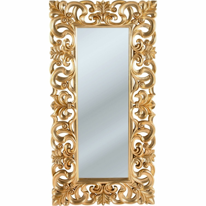 miroir italien style baroque