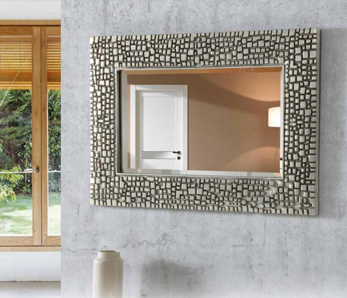La place du miroir mural dans l 39 int rieur contemporain for Miroir dans l art