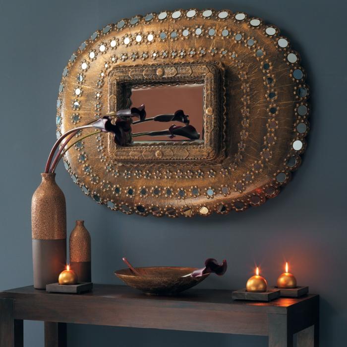 parce que c'est super beau ce miroir mural bangalore