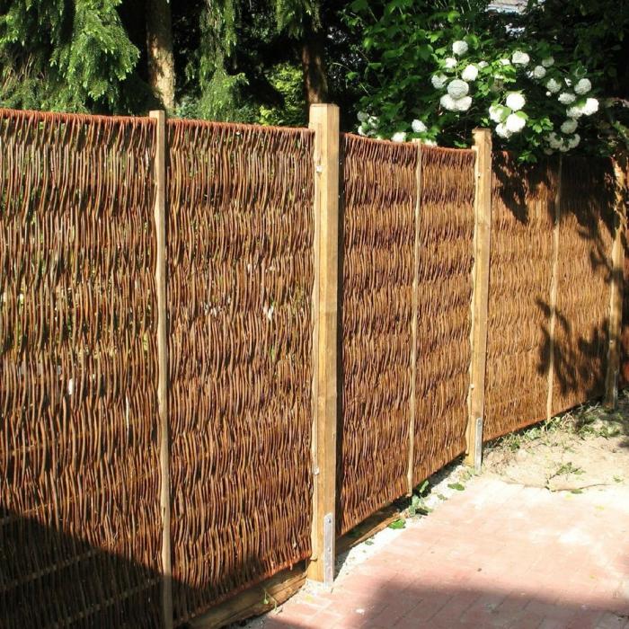 faire une palissade faire une palissade nettoyer terrasse bois pour avec faire une pergola en. Black Bedroom Furniture Sets. Home Design Ideas