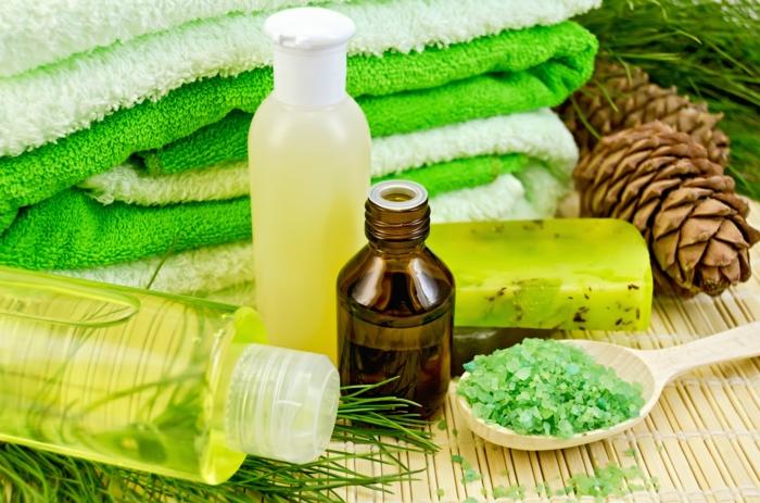 shampoing naturel à la maison