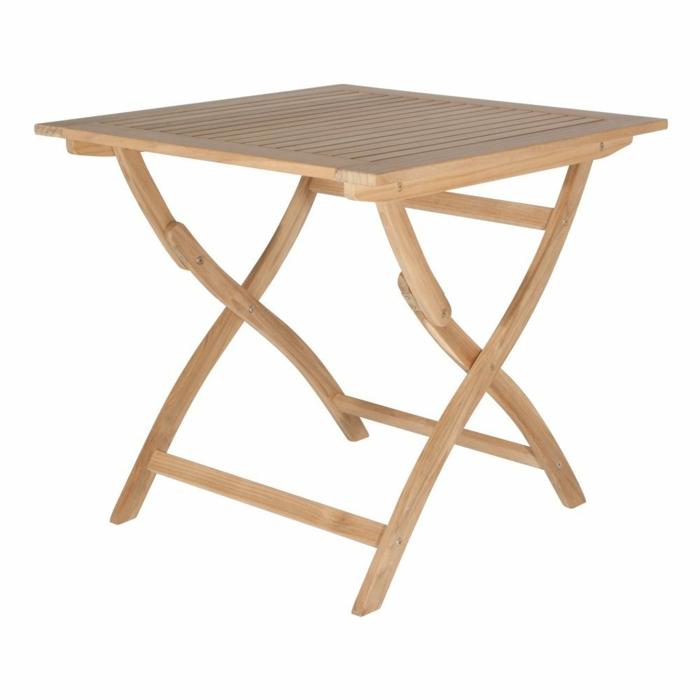 par exemple c'est une table pliante en bois de teck