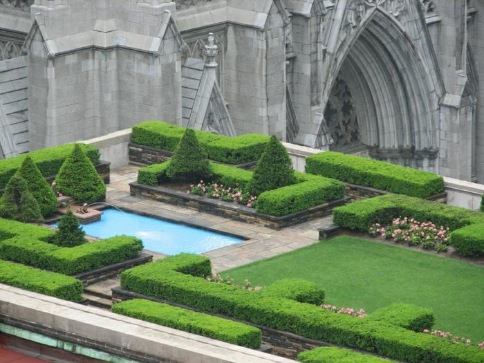 toit urban jardin