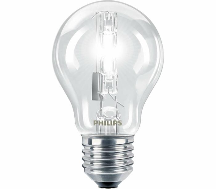 par exemple c'est une ampoule halogène