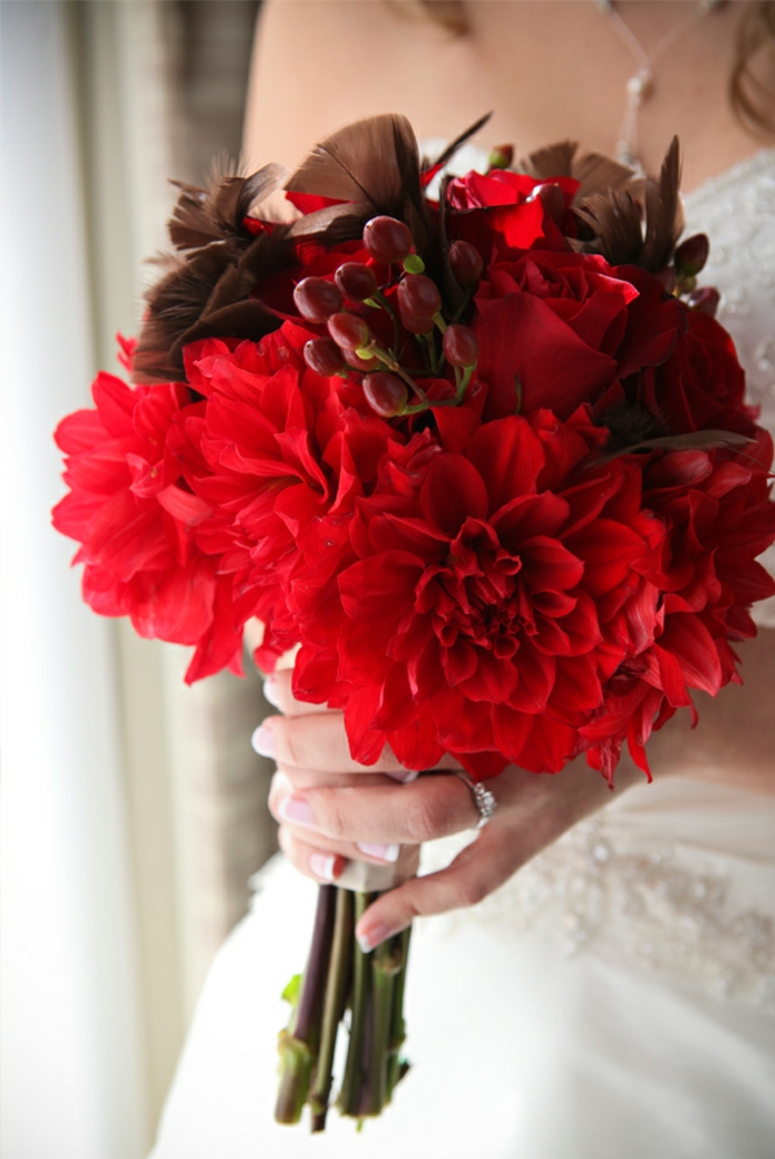 Choisir Son Bouquet De Mari E Id Al Pour Le Grand Jour