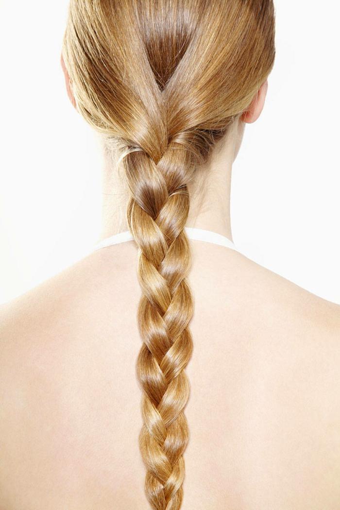 coiffure tresse parfaite