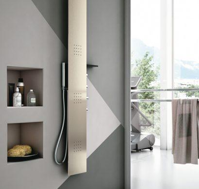 conseils comment bien choisir une colonne de douche. Black Bedroom Furniture Sets. Home Design Ideas