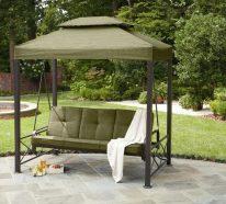 balancelle de jardin pour cr er une d co parfaite. Black Bedroom Furniture Sets. Home Design Ideas