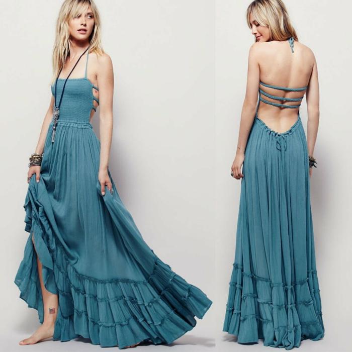 robe longue boho