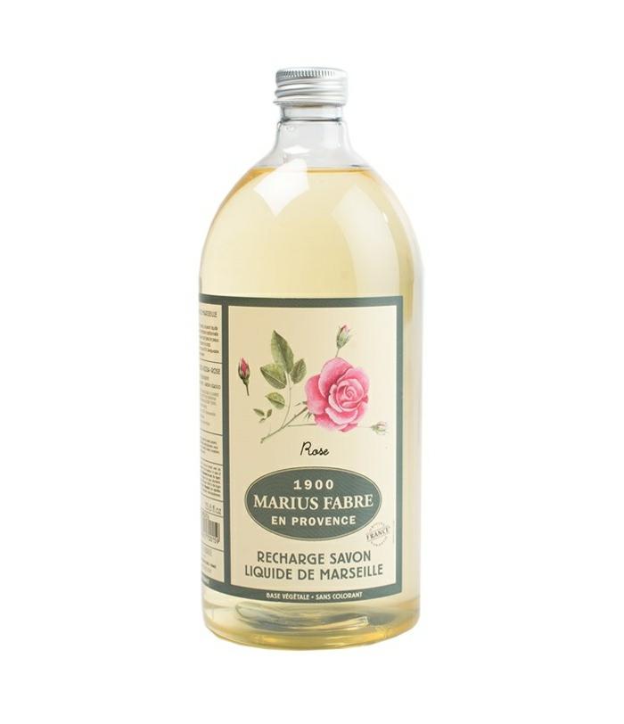 par exemple c'est du savon de marseille liquide