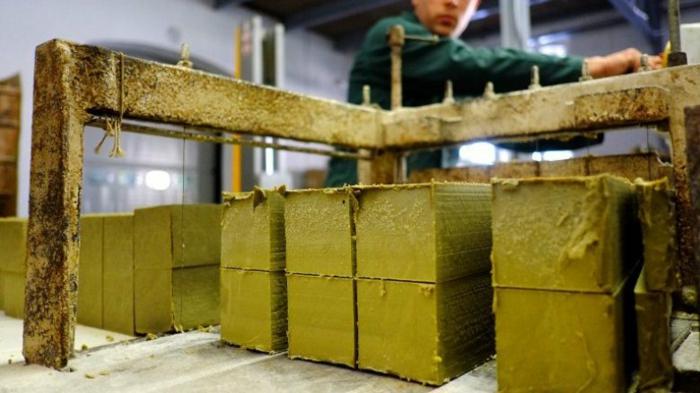 fabrication de savon de marseille