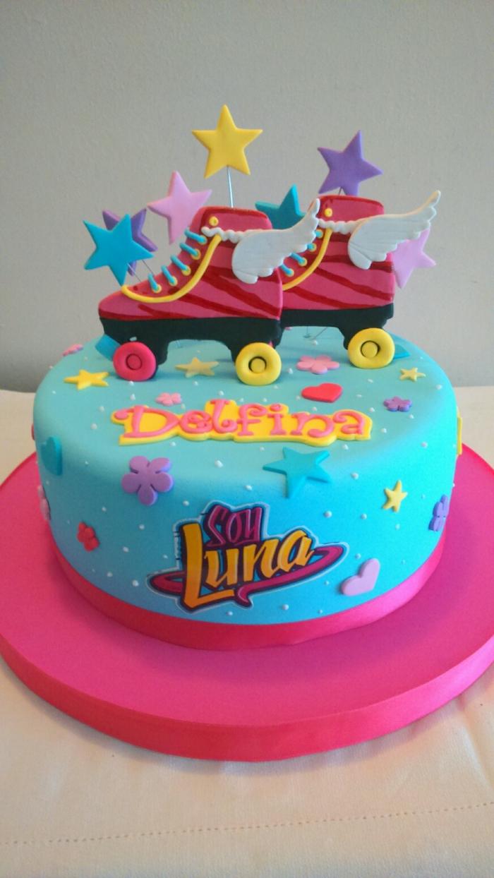"""Soy Luna"" gâteau"