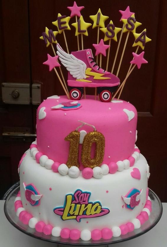 """""""Soy Luna"""" gâteau d'anniversaire"""